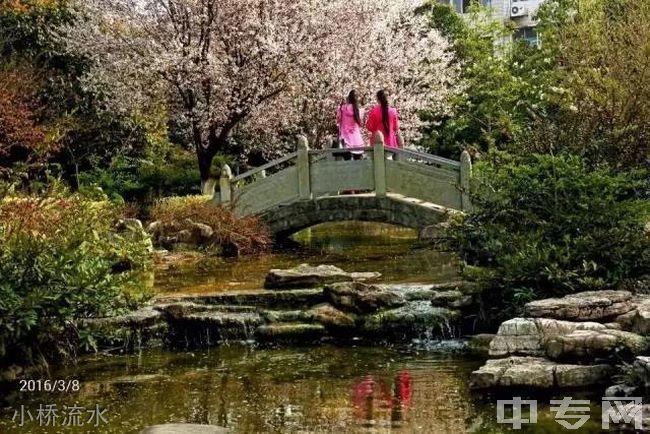 贵州电子信息职业技术学院小桥流水