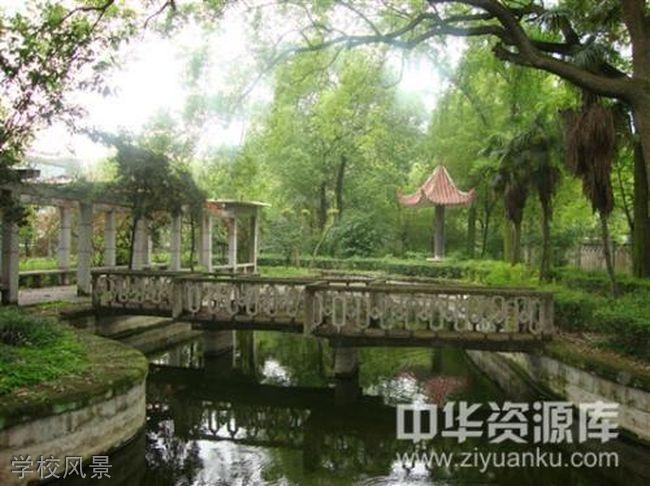 自贡市蜀光中学[普高]-学校风景