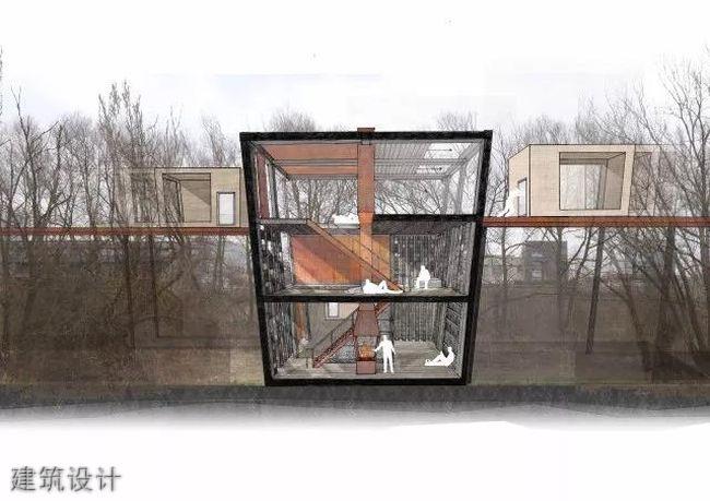 成都市天府新区麓山光亚学校建筑设计