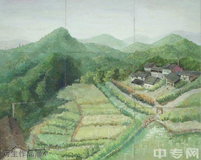 成都荷马画室-写生作品展4