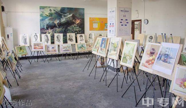 成都恩光美术学校-优秀作品