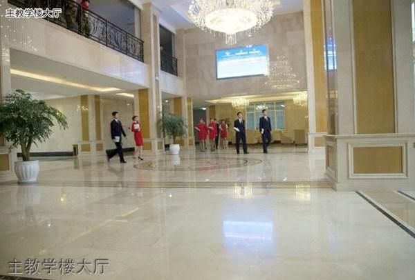 四川西南航空职业学院-主教学楼大厅