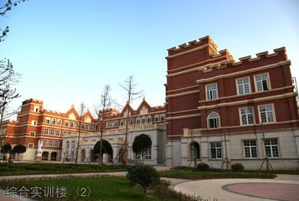 四川西南航空职业学院-综合实训楼 (2)