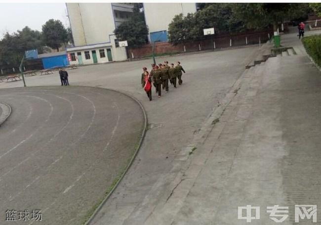 眉山市东坡区多悦高级中学校[普高]-篮球场