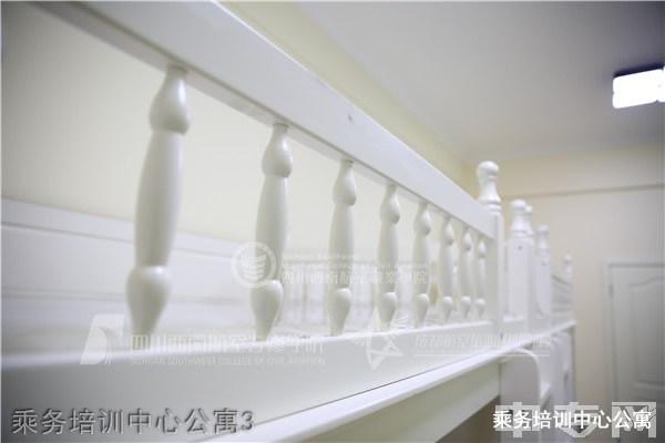 四川西南航空职业18新利网官网乘务培训中心公寓3