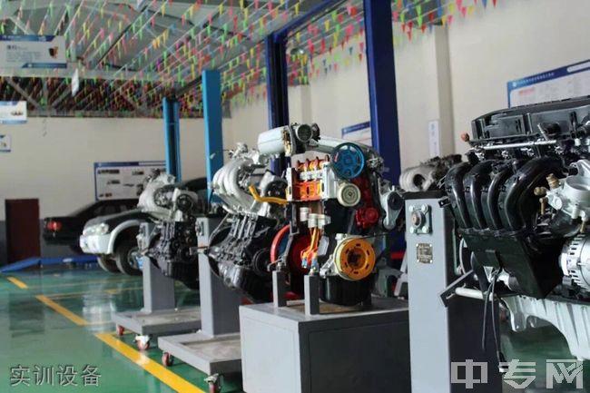 云南省电子信息高级技工学校实训设备