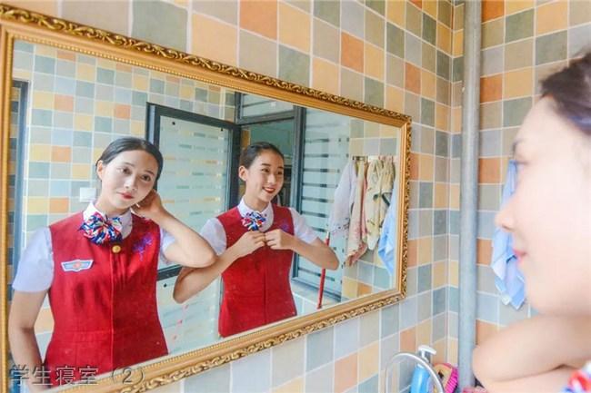 天府新区航空旅游职业学院学生寝室(2)