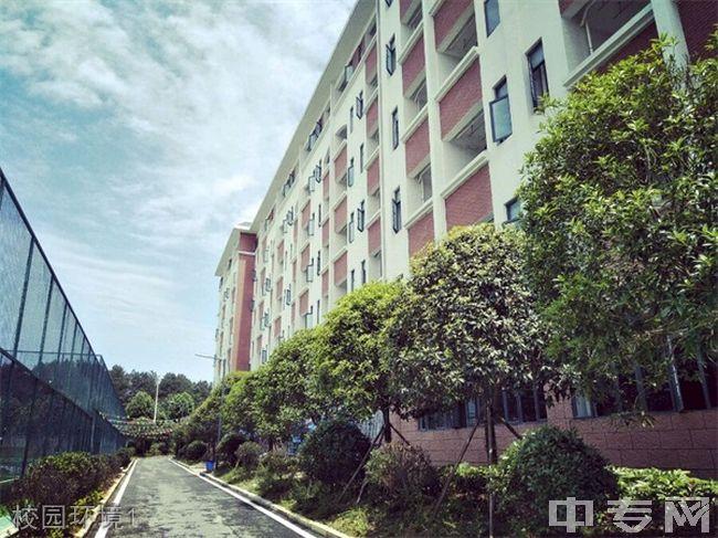 贵州航天职业技术学院继续教育学院校园环境1