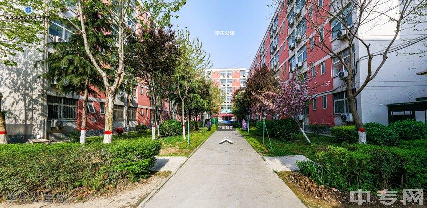 西安立讯科技技师学院-学生公寓楼