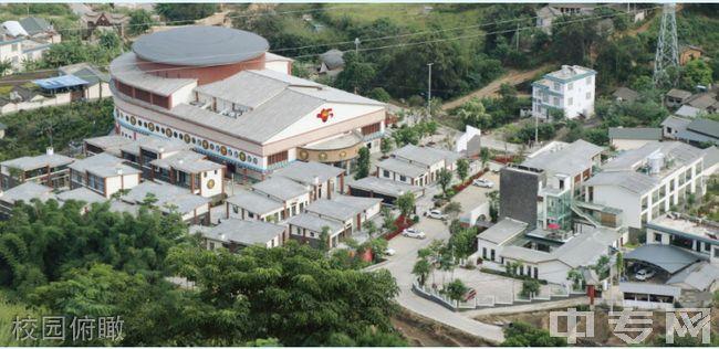 云南理工职业学院(五年制) -校园俯瞰