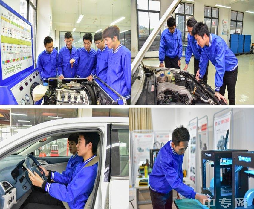 四川科技职业学院五年制大专—汽车运用与维修技术(普通类)