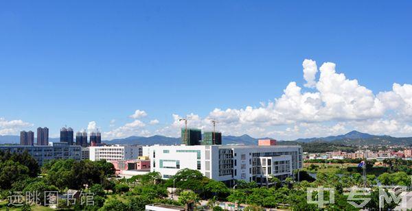 厦门南洋职业学院-校园风采14