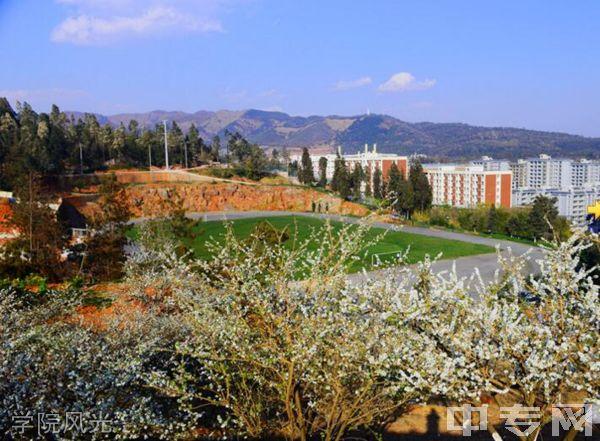云南机电职业技术学院继续教育学院-校园风采9
