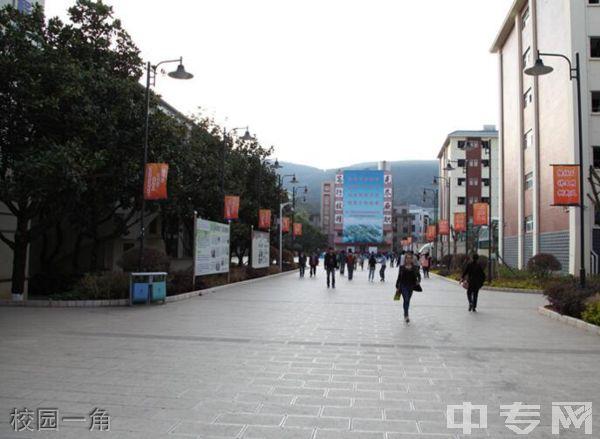 云南机电职业技术学院继续教育学院-校园风采8