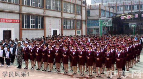 贵州利美康光彩职业技工学校-环境8
