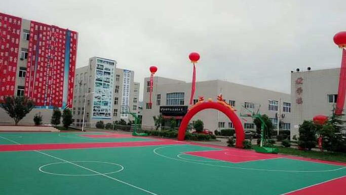 贵州利美康光彩职业技工学校-环境6