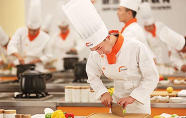 成都新东方烹饪学院-环境12