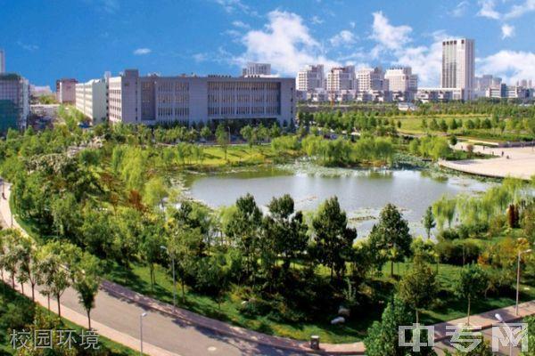 天津城建大学继续教育学院-校园环境