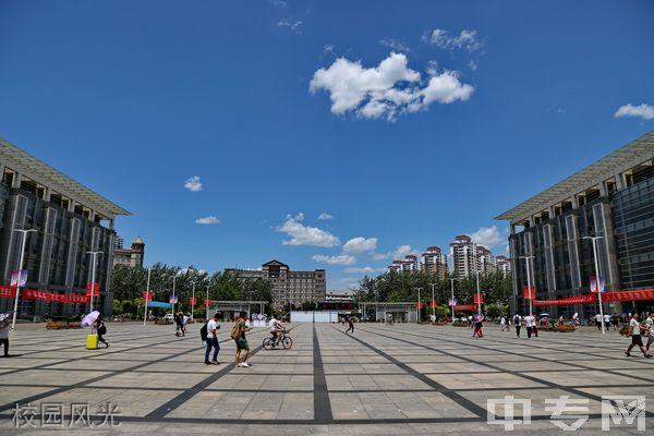 天津职业技术师范大学继续教育学院-校园风光