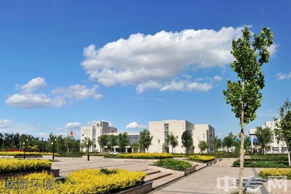 天津财经大学珠江学院继续教育学院-校园环境3