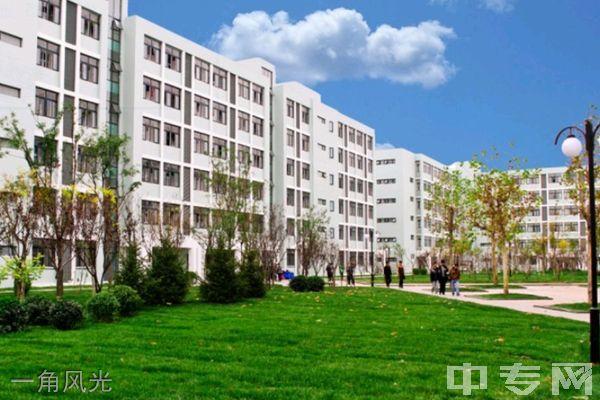 天津城建大学继续教育学院-一角风光