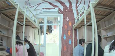 四川希望汽车技师学院寝室、宿舍图片