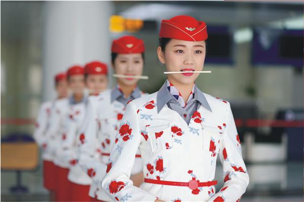 四川西南航空职业学院高铁乘务专业