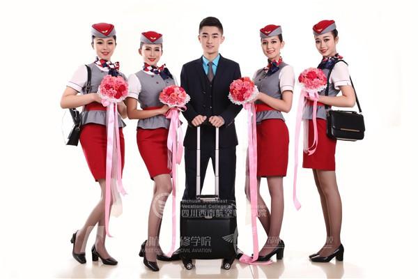 2017年四川西南航空职业学院五年制高职录取分数线