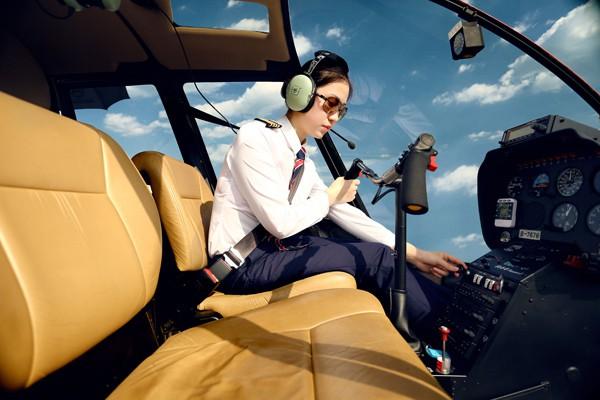 四川西南航空专修学院直升机驾驶专业