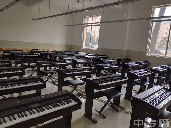 成都幼师学校-教学楼 (2)