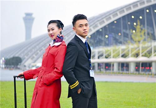 成都东星航空专修学院就业【空乘】成都航空公司