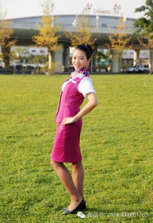 成都东星航空专修学院就业【空中乘务】四川航空公司