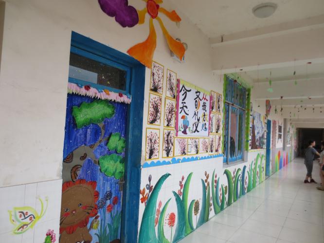 幼儿园课室区域活动平面设计图展示